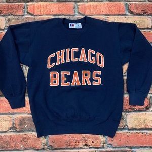 Vintage Chicago Bears Russell Athletic Crewneck M